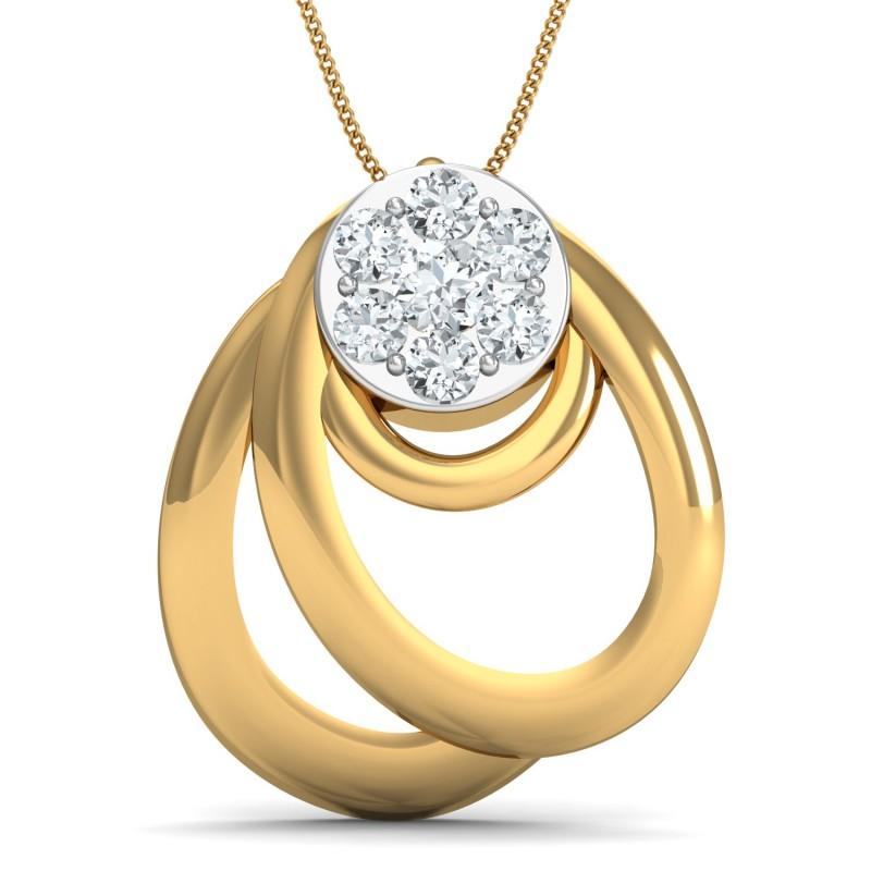 Custom diamond pendant aloadofball Images