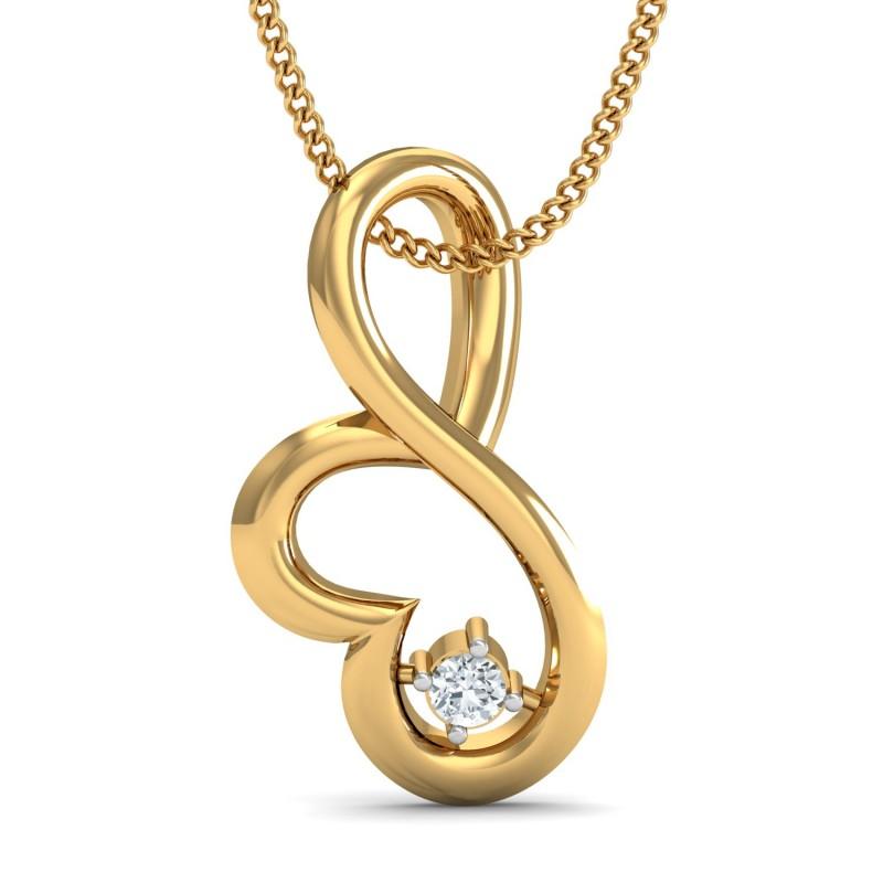 Ella Diamond Pendant
