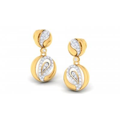 Yanixia Diamond Earring