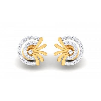 Yannah Diamond Earring