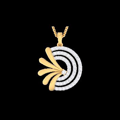 Yannah Diamond Pendant
