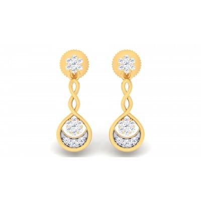 Yareli Diamond Earring