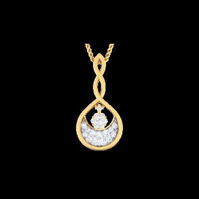 Yareli Diamond Pendant