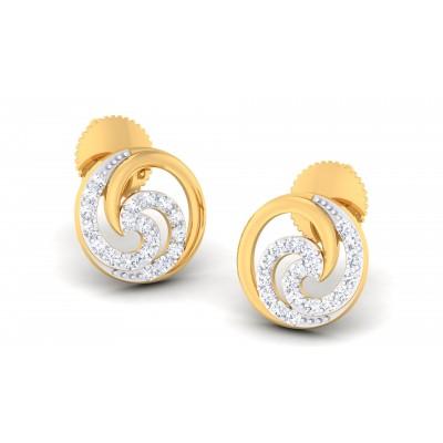 Yavanne Diamond Earring