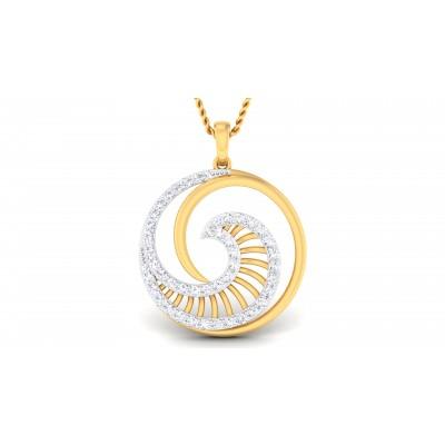 Yavanne Diamond Pendant