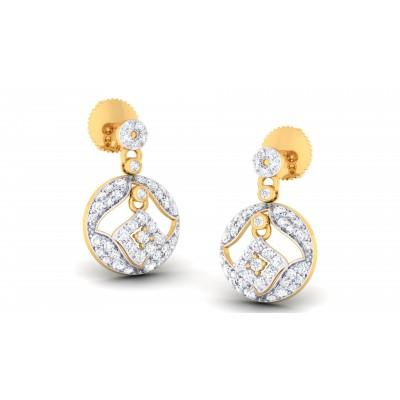 Yasmyn Diamond Earring
