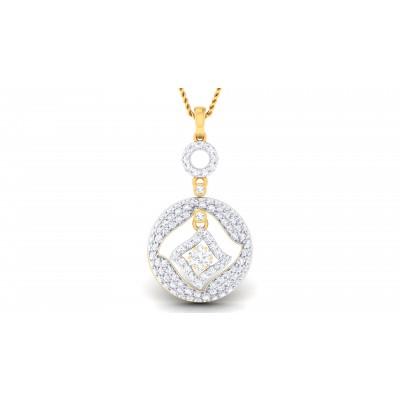 Yasmyn Diamond Pendant