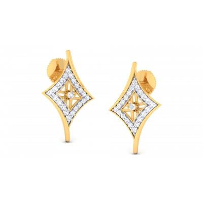 Yacenia Diamond Earring