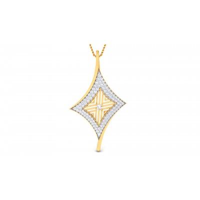 Yacenia Diamond Pendant