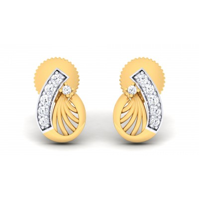 Yazz Diamond Earring