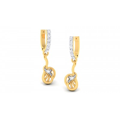 Yavonda Diamond Earring