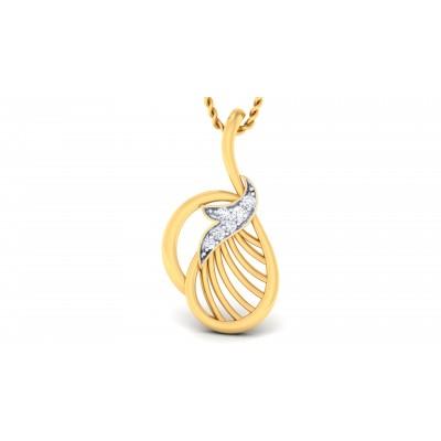 Yavonda Diamond Pendant