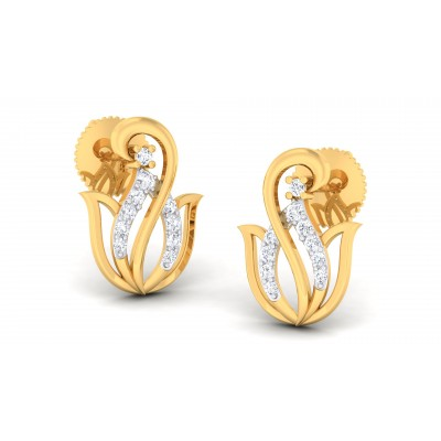 Yevett Diamond Earring