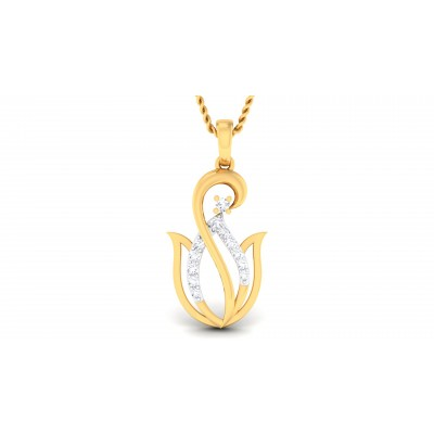 Yevett Diamond Pendant