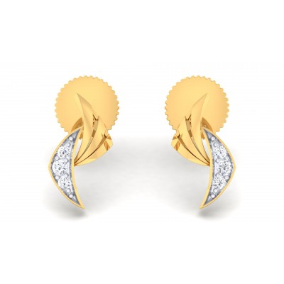 Xanthippe Diamond Earring