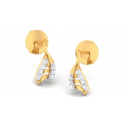Xantho Diamond Earring