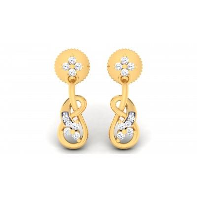 Xanthia Diamond Earring