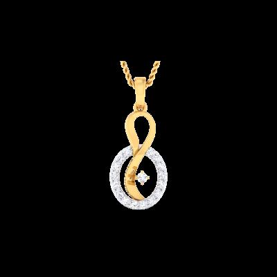 Xaverie Diamond Pendant