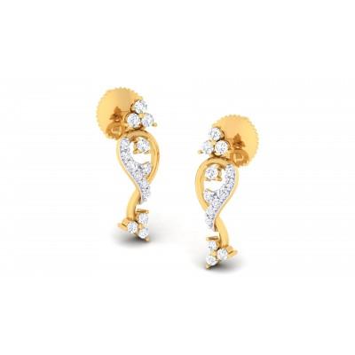 Xavienna Diamond Earring