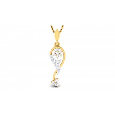 Xavienna Diamond Pendant