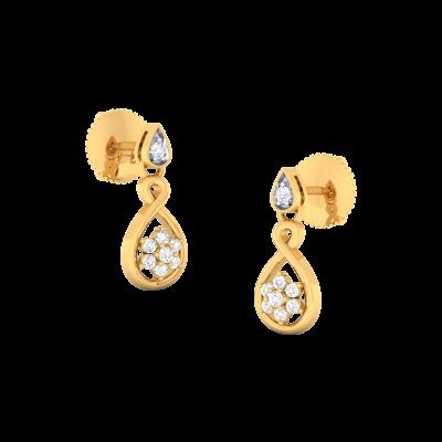 Xin Diamond Earring