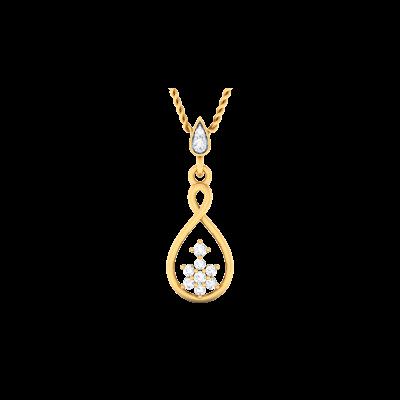 Xin Diamond Pendant