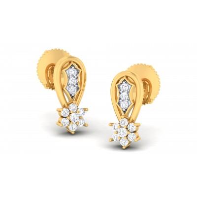 Xylda Diamond Earring