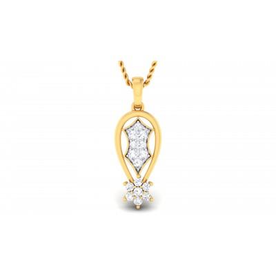 Xylda Diamond Pendant
