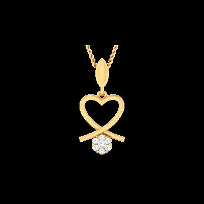 Xoxa Diamond Pendant