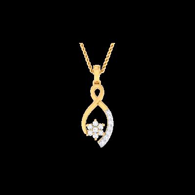 Xois Diamond Pendant