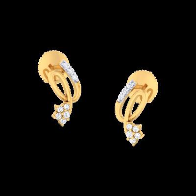 Xiomara Diamond Earring
