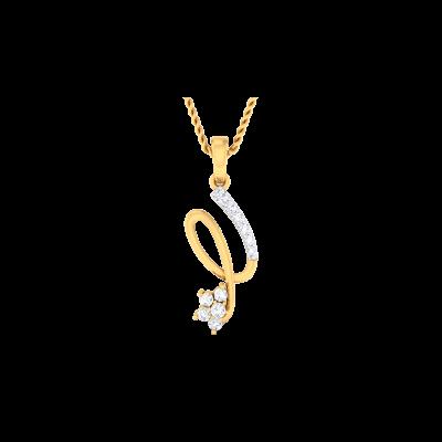 Xiomara Diamond Pendant
