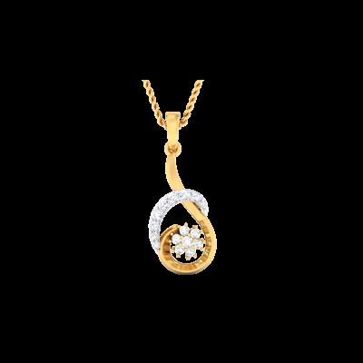 Ximena Diamond Pendant