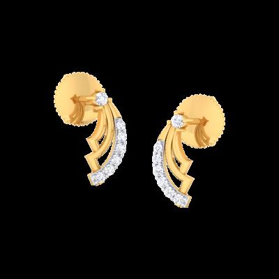 Xevera Diamond Earring