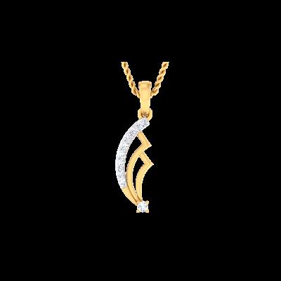Xevera Diamond Pendant