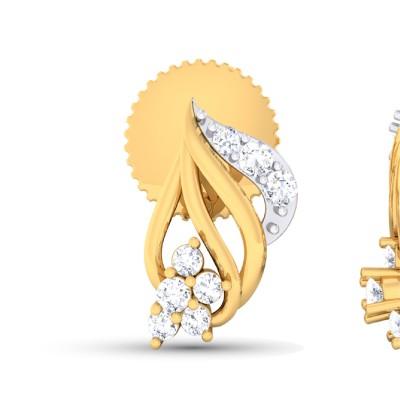 Xavyera Diamond Earring