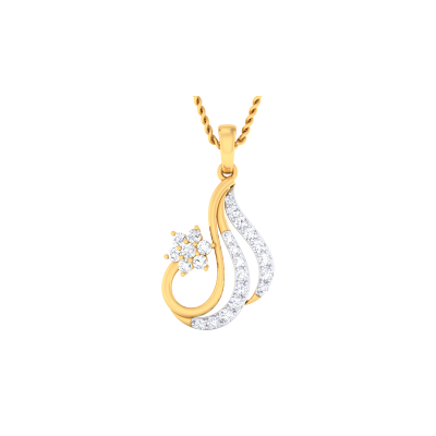 Xavyera Diamond Pendant
