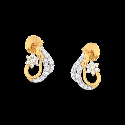 Xeenia Diamond Earring