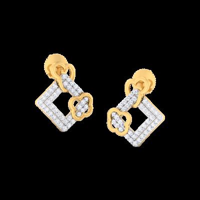 Xanobia Diamond Earring