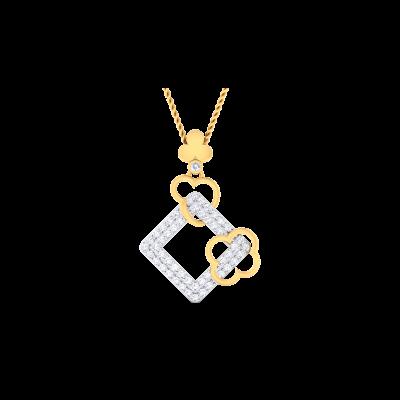Xanobia Diamond Pendant