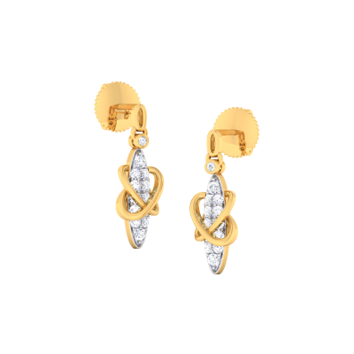 Xanthipe Diamond Earring