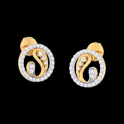 Xzander Diamond Earring