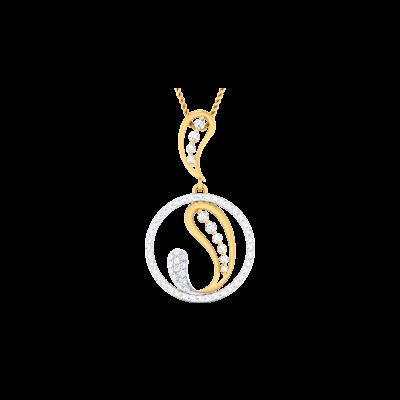 Xzander Diamond Pendant