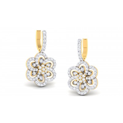 Ximun Diamond Earring