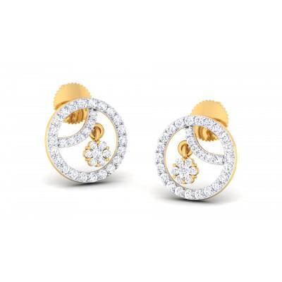 Xorge Diamond Earring