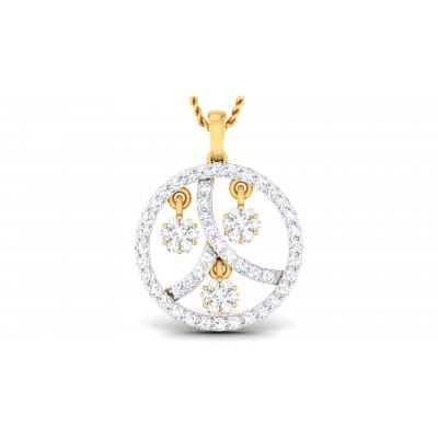 Xorge Diamond Pendant