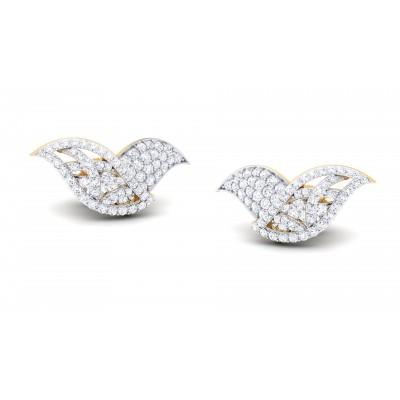 Xylon Diamond Earring