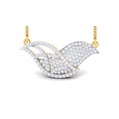 Xylon Diamond Pendant