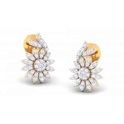 Ximenez Diamond Earring