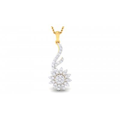 Ximenez Diamond Pendant